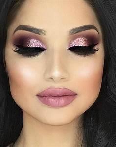 Make Up Ideen : 75 inspirierende abend make up vorschl ge f r stilvolle damen ~ Buech-reservation.com Haus und Dekorationen