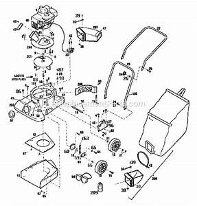 Craftsman 987 799601 Parts List And Diagram