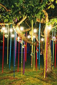 fun outdoor birthday party decor ideas decozilla With awesome decoration pour jardin exterieur 12 deco salon hippie chic