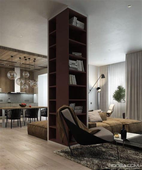 homes   bold   wood interior columns