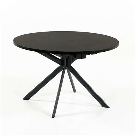 table ronde extensible en c 233 ramique giove connubia 174 4 pieds tables chaises et tabourets