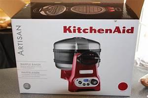 Kitchen Aid Waffeleisen : kitchenaid artisan waffeleisen 5kwb110 andys grillstube 2 0 ~ Eleganceandgraceweddings.com Haus und Dekorationen