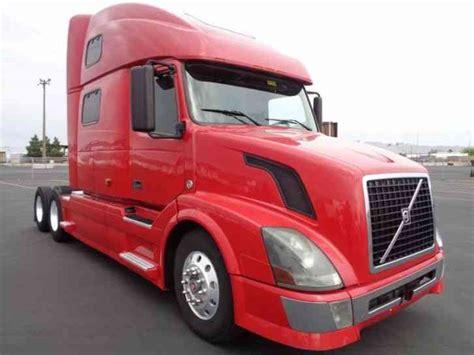 Volvo 780 Truck For Sale by Volvo 780 2007 Sleeper Semi Trucks