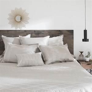Parure De Lit Marbre : parures de lit adulte linge de lit fantaisie carr blanc ~ Melissatoandfro.com Idées de Décoration