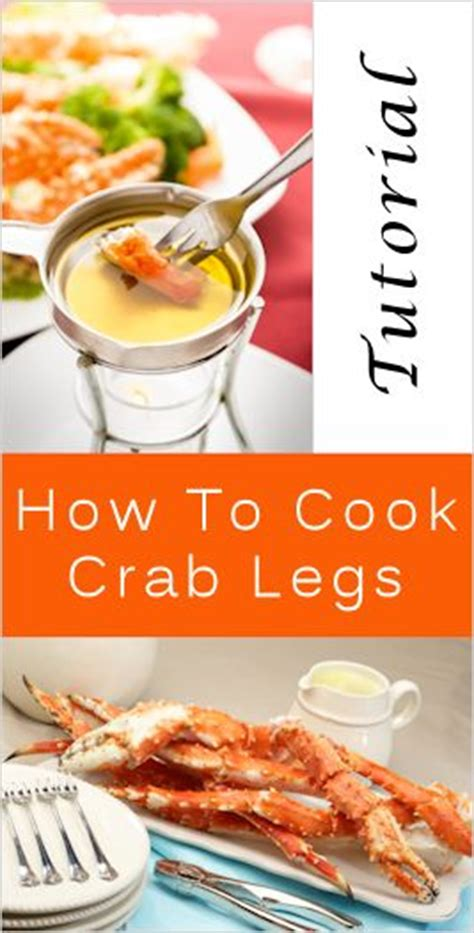 how 2 cook crab legs crab legs crabs and legs on pinterest