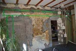 Agrandir Une Ouverture Dans Un Mur Porteur : ouverture mur porteur en pierres conseils pose des ipn ~ Voncanada.com Idées de Décoration