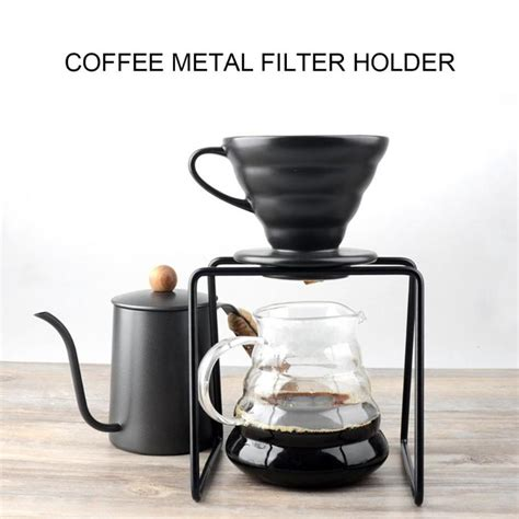 Recafimil disposable k cup coffee paper filters dispenser k cup holder for home office (black) $16.99 $ 16. Coffee Dripper Stand Coffee Metal Filter Frame Holder Drip Cup Bracket Household Drip Filter ...