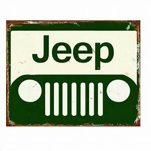 Image Gallery jeep signs