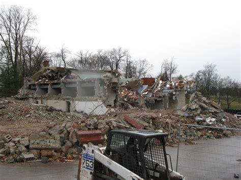 demolition    gettysburg national military park