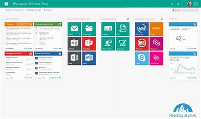 Workspace Workspace365 Digital Care