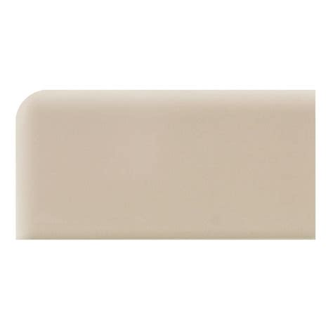 Rittenhouse Square Tile Trim Pieces by Daltile Rittenhouse Square Putty 3 In X 6 In