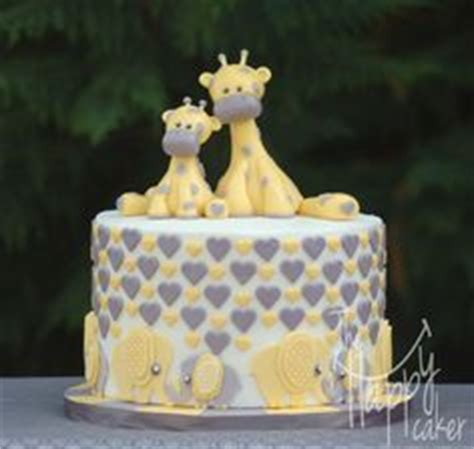 13 Baby Shower Cakes Designs  Gender Neutral Baby Shower