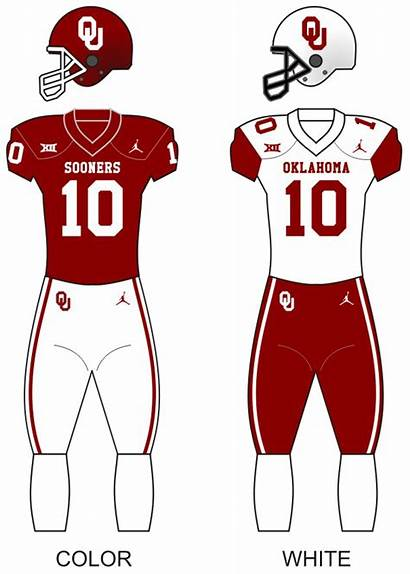 Sooners Football Oklahoma Team Uniform Wikipedia Sooner