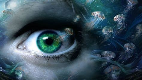 Animated Eye Wallpaper - beautiful 3d abstract hd free wallpapers