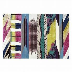 tapis geisha prisme christian lacroix deco en ligne tapis With tapis christian lacroix