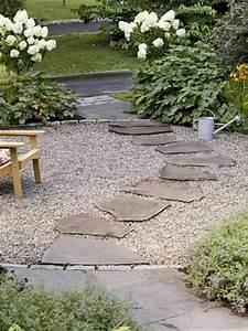 gravier lave allee jardin idees de design maison et With ordinary idee allee de maison 11 creer le plus beau jardin avec le gravier pour allee