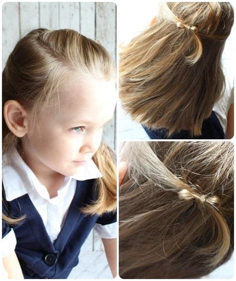 Easy Hairstyles For by 10 Easy Hairstyles For Somewhat Simple