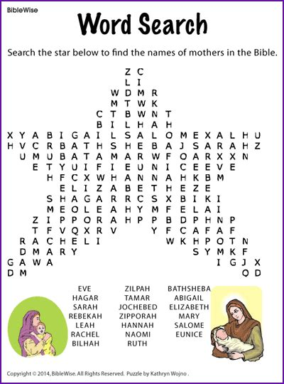 worksheets and bible lessons for children biblewise
