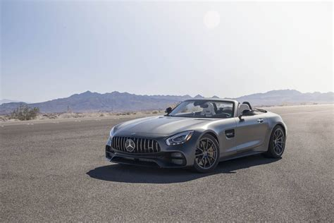 2017 Mercedes-amg Gt C Roadster First