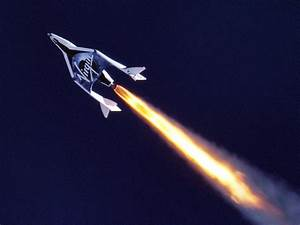 Virgin Galactic's New Spaceship Puts It Back in the Space ...