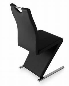 Freischwinger Stuhl : sam design freischwinger stuhl schwarz metall jana ~ Pilothousefishingboats.com Haus und Dekorationen