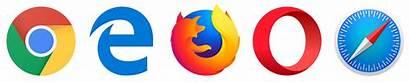 Browser Browsers Logos Internet Web Icon Desktop