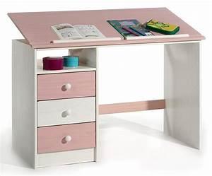 Bureau Enfant Fille : model bureau pour fille visuel 8 ~ Teatrodelosmanantiales.com Idées de Décoration
