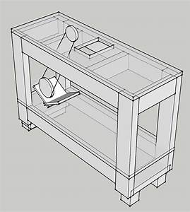 Wood Jointer Stand Plans PDF diyplans