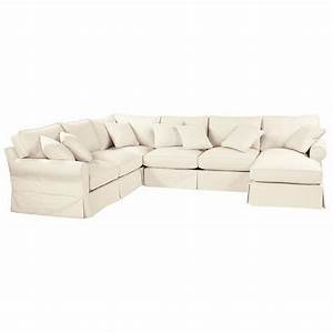 Baldwin 4 piece sectional right arm chaise left arm for Armless sectional sofa chaise