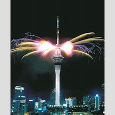 Sky Tower  New Zealand, Australia  Places You Have To Visit