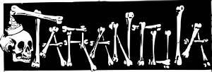 Skull Bones Writing Tarantula Clip Art At Clker Com