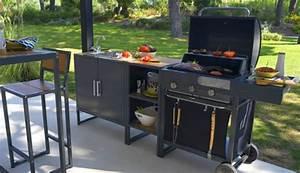 Fabriquer Un Barbecue Avec Un Bidon : barbecueexterieur tambora ma passion du verger ~ Dallasstarsshop.com Idées de Décoration