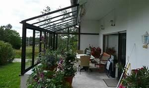 Terrassenüberdachung Alu Glas Kosten : eine terrassen balkon berdachung erh ht den wohnwert wintergarten poppenmaier markisen ~ Frokenaadalensverden.com Haus und Dekorationen