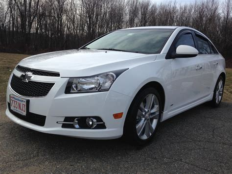 2014 Cruze Ltz by 2014 Cruze Ltz Rs Package Black Or White Page 3