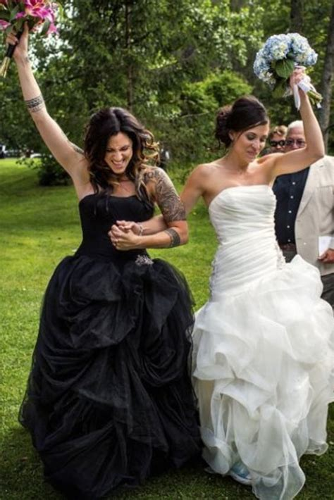 black wedding photos will the white wedding dress tradition continue find out