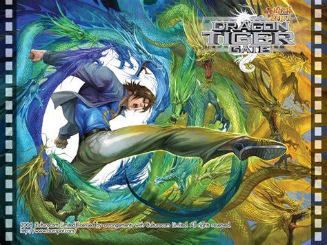 dragon tiger gate wallpapers bacaan bagi penggemar silat