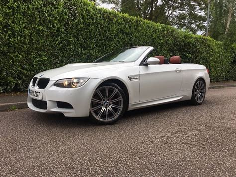 2011 Fully Loaded Bmw M3 40 Dct E93 E92 Convertible