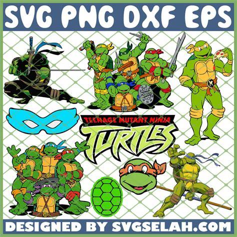 Teenage Mutant Ninja Turtle Svg Logo Team Hogsmeade