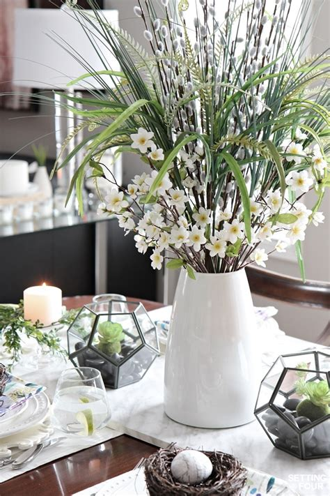 diy home decor botanical spring decor   avenue