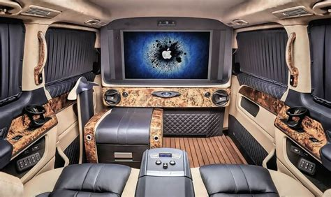 Mercedes Sprinter Luxury Interior by Seen A Luxury Yacht On Wheels Check This Mercedes