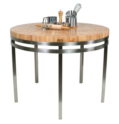 kitchen islands table metropolitan oasis butcher block kitchen island table