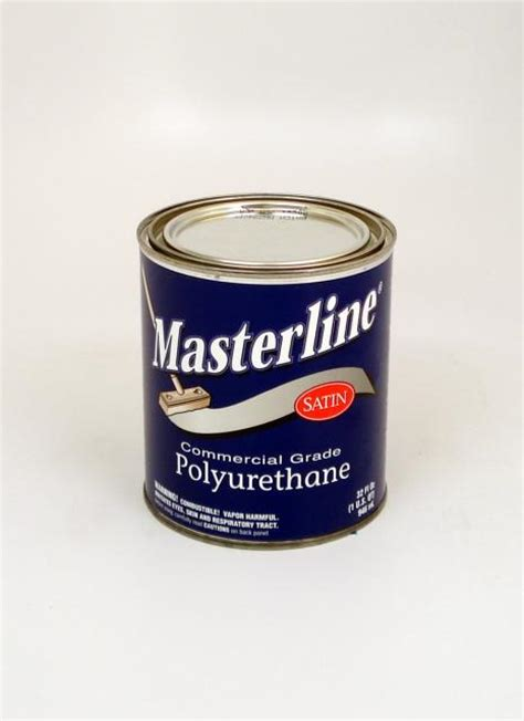 masterline polyurethane masterline oil based polyurethane wood floor finish satin quart chicago hardwood flooring