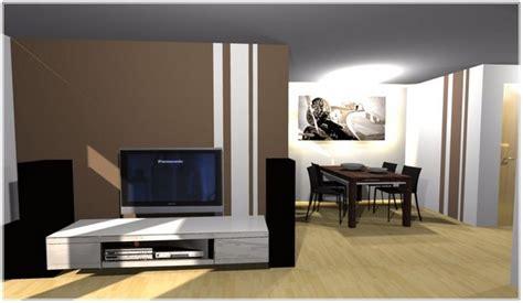 Wohnzimmer Wände Farblich Gestalten by Wohnzimmer W 228 Nde Farbig Gestalten