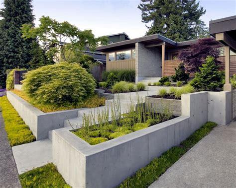 garden retaining wall 79 ideas to build a retaining garden wall slope