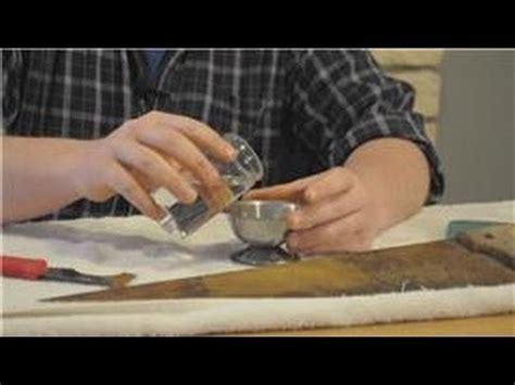 rust removal   clean rust  metal  baking
