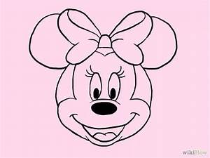 Minnie Mouse Drawing | www.imgkid.com - The Image Kid Has It!