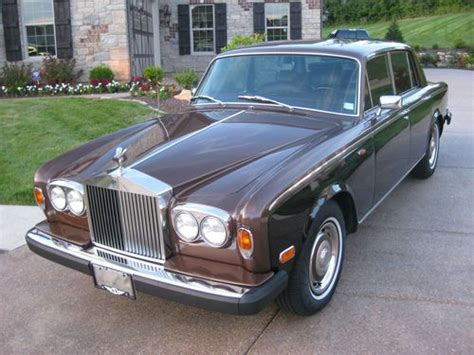 Sell Used 1977 Rollsroyce Silver Shadow Drives Perfect