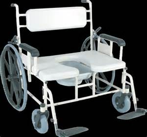 convaquip bariatric shower commode transport chair model