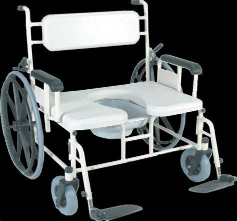 Bariatric Transport Chair 24 Seat by Convaquip Bariatric Shower Commode Transport Chair Model