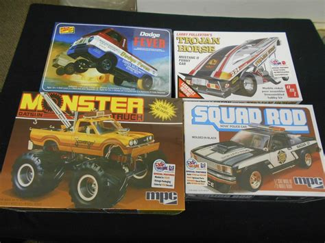 deans hobby stop collectable model car truck motocycle kits